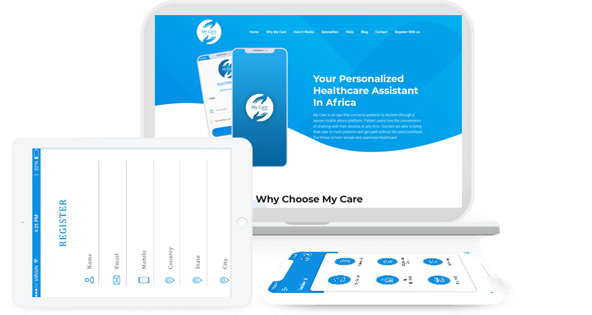 MyCare - Online Doctor Consultation App